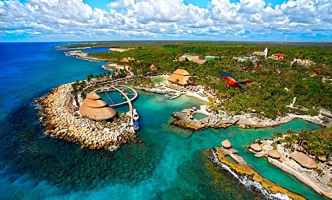 The Best Theme Parks in Cancún